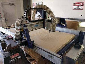 The ShopBot at TinkerMill